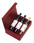 Sada 3 vín v dárk.boxu (Cabernet Sauvignon,Malbec,Torrontés)