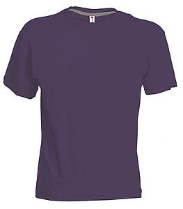 Tričko PAYPER SUNSET tmavě fialová S