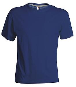 Tričko PAYPER SUNSET královská modrá XL