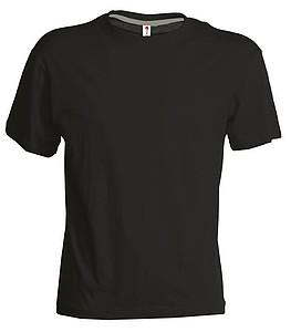 Tričko PAYPER SUNSET černá XL