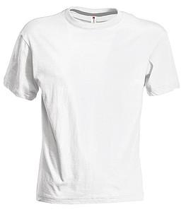 Tričko PAYPER SUNSET bílá L - reklamní trička