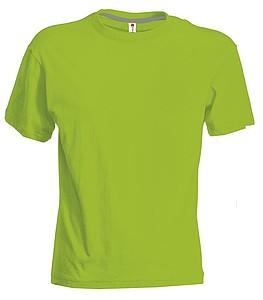 Tričko PAYPER SUNSET světle zelená XXXL - reklamní trička