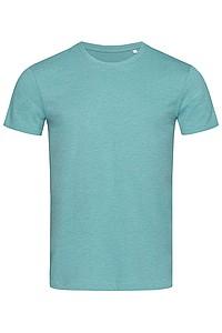 Tričko STEDMAN STARS LUKE CREW NECK tmavě tyrkysová M - reklamní trička