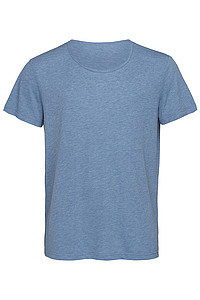 Tričko STEDMAN DAVID (CREW NECK) modrá M