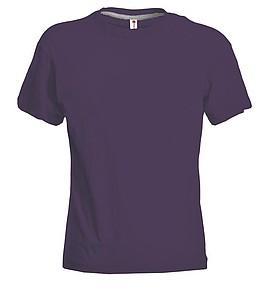 Tričko PAYPER SUNSET LADY tmavě fialová S