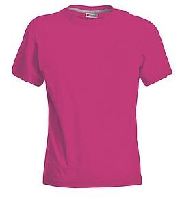 Tričko PAYPER SUNSET LADY tmavě růžová M
