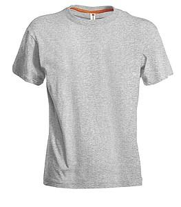 Tričko PAYPER SUNSET LADY šedý melír L - reklamní bundy
