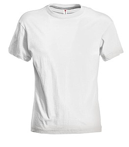 Tričko PAYPER SUNSET LADY bílá M - reklamní trička