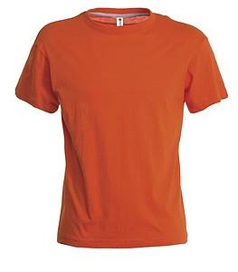 Tričko PAYPER SUNSET LADY oranžová M