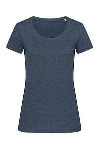 Tričko STEDMAN STARS LISA CREW NECK námořní modrá XL - reklamní vesty