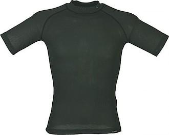 SANDRA Pánské tričko Klimatex s krátkým rukávem, antracit M