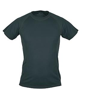 SCHWARZWOLF PASSAT MEN funkční tričko, černé prošívání, L - reklamní bundy