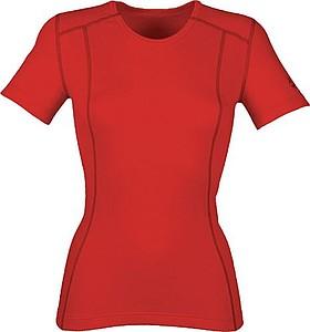 ANITA Dámské tričko Klimatex s krátkým rukávem, červená S