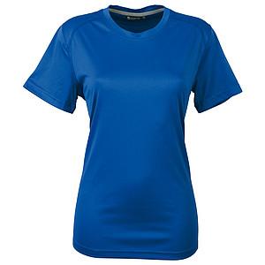 SCHWARZWOLF COOL SPORT WOMEN funkční tričko, modrá XL - reklamní trička