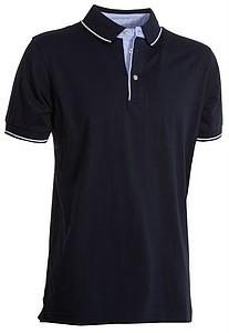 Polokošile PAYPER CAMBRIDGE námořní modrá, bílá XL