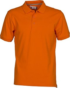 Polokošile PAYPER VENICE oranžová XXXL - reklamní trička