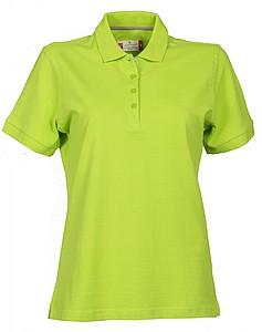 Polokošile PAYPER VENICE LADY světle zelená L - reklamní bundy