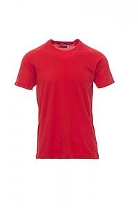 Funkční tričko PAYPER RUNNER červená M - reklamní bundy