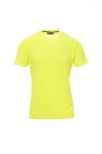 Funkční tričko PAYPER RUNNER reflexní žlutá S