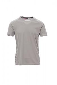 Funkční tričko PAYPER RUNNER šedá L - reklamní bundy