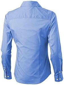 Košile ELEVATE HAMILTON BLOUSE světle modrá M