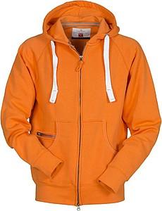 Mikina PAYPER DALLAS+ oranžová M - reklamní bundy