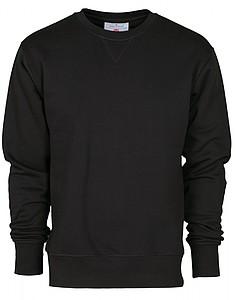 Mikina PAYPER ORLANDO černá, XL - reklamní čepice