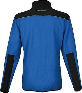 SCHWARZWOLF BESILA dámská fleece mikina, modrá M