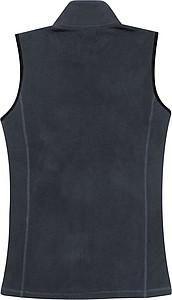 Vesta Elevate Tyndall z materiálu micro fleece, šedá, M