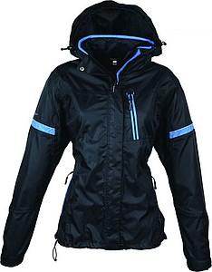 SCHWARZWOLF BONETE dámská podzimní bunda, černá S