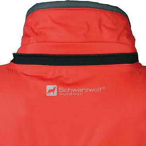 SCHWARZWOLF BONETE dámská podzimní bunda, červená M