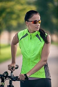 SCHWARZWOLF PENULA dámská cyklistická bunda, velikost L