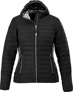 Dámská bunda Silverton insulated, černá L - reklamní bundy