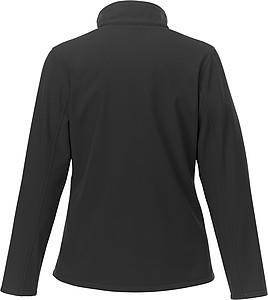 Dámská softshellová bunda elevate Orion, černá L