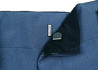 SCHWARZWOLF BARKOL softshell. kalhoty, šedé, L
