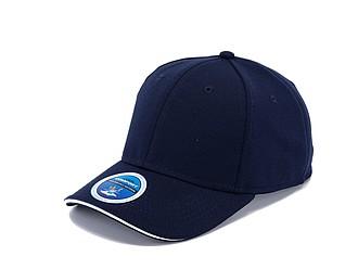 PALOK Funkční sportovní čepice z polyesteru, námořní modrá - reklamní čepice