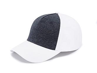 PARAN Sportovní čepice s kšiltem, bílá