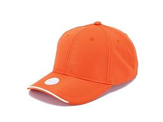 ANGELIKA Sportovní čepice s UV ochranou 30+, reflexní oranžová