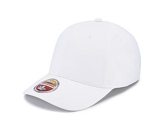 PALANGA Polyesterová kšiltovka s funkcí Quick dry, bílá - reklamní čepice