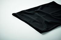 Multifunkční šátek z RPET, černý