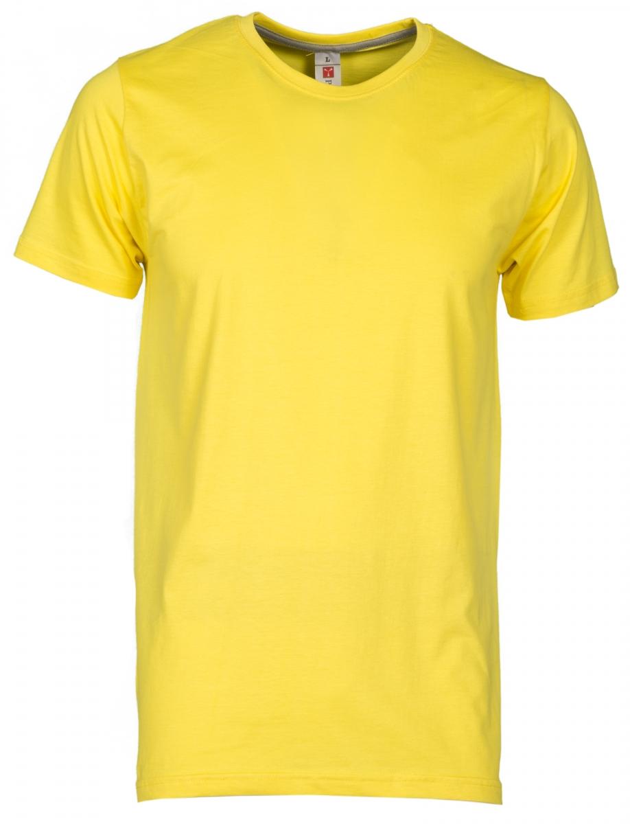 Tričko PAYPER SUNRISE žlutá S - reklamní trička 10344a1162