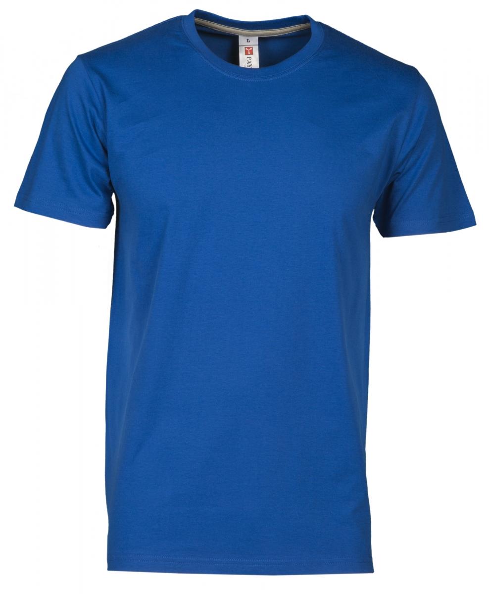 Tričko PAYPER SUNRISE královská modrá S - reklamní trička 1b04d46787