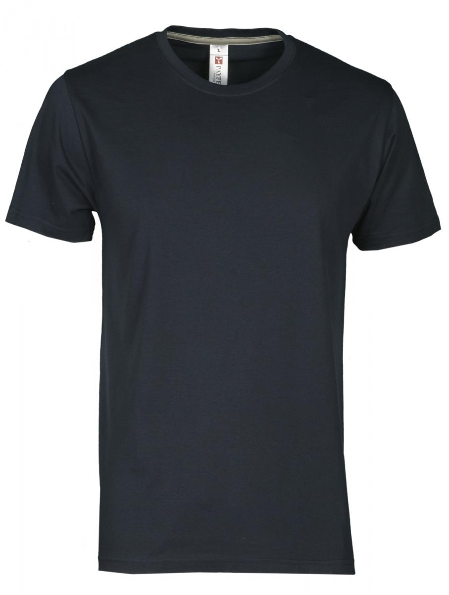 Tričko PAYPER SUNRISE námořní modrá XXL - reklamní trička c608163903