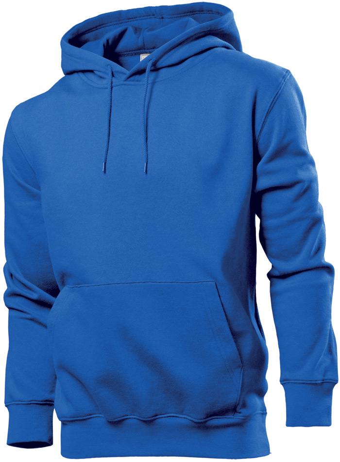 667e9f2a99f Mikina STEDMAN HOODED SWEATSHIRT královská modrá XL
