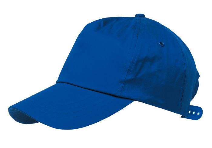 kšiltovka modrá - reklamní čepice 47472c99be