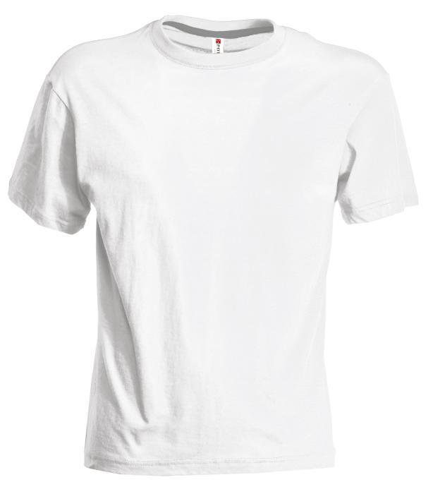 Tričko PAYPER SUNSET bílá XL - reklamní trička 3ed2870e1c