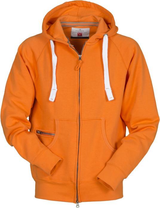 Mikina PAYPER DALLAS+ oranžová S  d71235022a