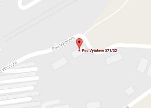 Reklamní předměty Ostrava - mapa